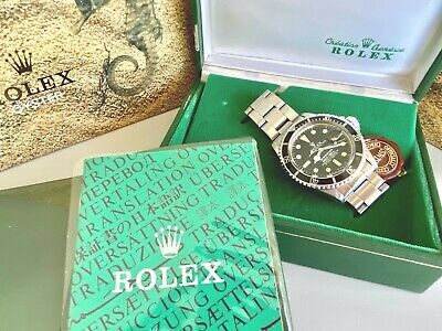$ CDN18171.41 • Buy Rolex Vintage Submariner Stainless Steel Watch With Box & Tag