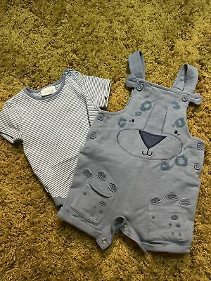 AU1.77 • Buy Baby Boys Clothes 0-3 Months Next