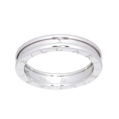 AU903.75 • Buy BVLGARI B-zero1 Ring 18K WG White Gold 750 Size64 10.25-10.5(US) 90123742