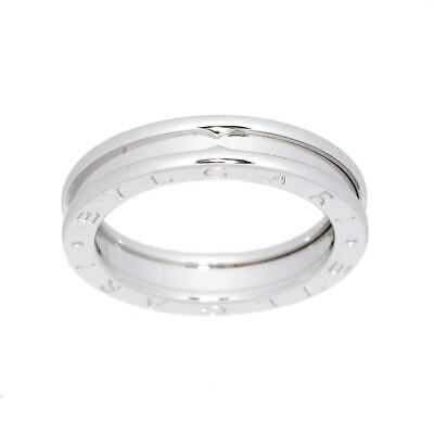 AU868.75 • Buy BVLGARI B-zero1 Ring 18K WG White Gold 750 Size61 9.5(US) 90123761