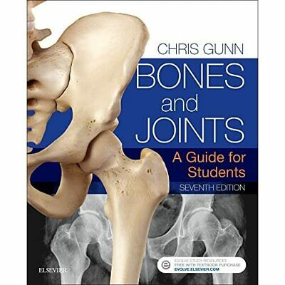 Bones And Joints: A Guide For Students  - Paperback NEW Gunn, Chris 09/10/2018 • 50.32£