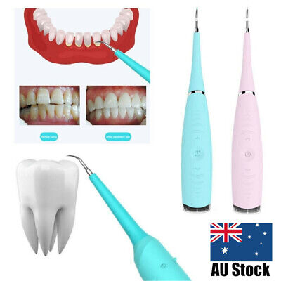 AU11.79 • Buy Ultrasonic Tooth Cleaner Electric Tooth Cleaner Ultrasonic Oral Irrigator Clean
