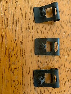 AU495 • Buy LC LJ Gtr Xu1 Torana Boot Breather Pipe Clips  X3 (very Rare)