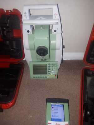 £5500 • Buy Leica TCRP1205 R300 Robotic Total Station With CS10 Viva. Just Calibrated