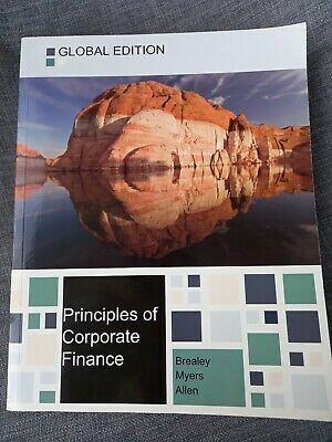 £12.99 • Buy Principles Of Corporate Finance Global Edition By Brealey, ... By Myers, Stewart