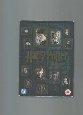 $ CDN34.23 • Buy Harry Potter: The Complete 8 Film Collection (2016) 16 Disc Box-set