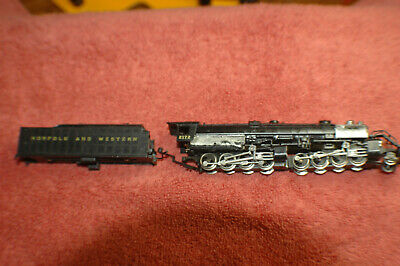 AU17.13 • Buy N Scale Steam Locomotive And Tender - PARTS Or REPAIR  Norfolk And Western