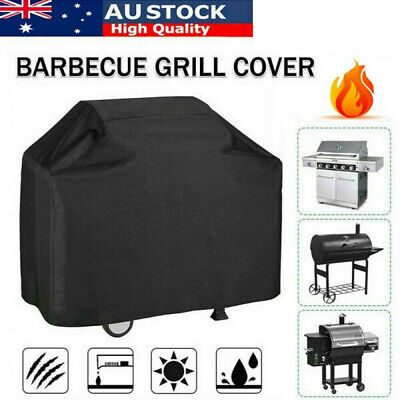 AU18.99 • Buy BBQ Cover 2/4/6 Burner Waterproof Outdoor Gas Charcoal Barbecue Grill Protector