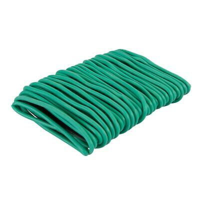 £3.75 • Buy 8m Plant Twine Green Soft Flexible Bendy Garden Support Wire Cable Twist Tie