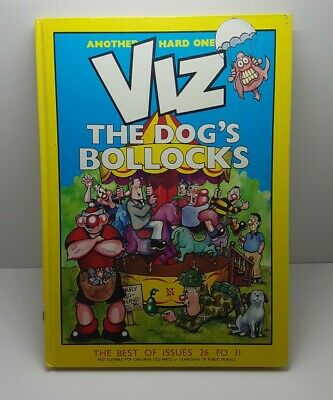 £6 • Buy Viz: The Dog's Bollocks- The Best Of Issues 26 To 31 Paperback Book (Adult)