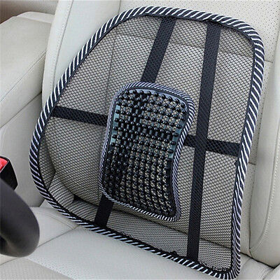 AU9.20 • Buy Lumbar Lower Back Car Seat Support Lumber Cushion Pain Relief Office Chair NfTS