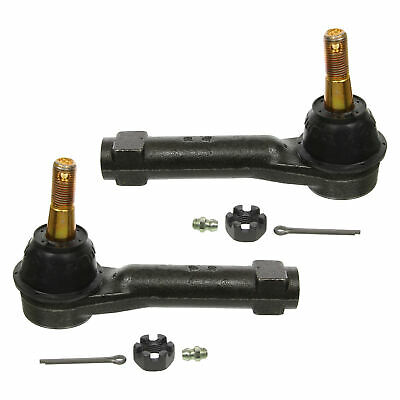 AU88.09 • Buy Moog New Outer Tie Rod Ends Pair For Voyager Grand Caravan Town & Country 01-04