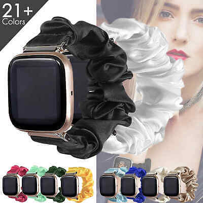 AU12.99 • Buy Scrunchie Loop Watch Band Strap For Apple Watch 38mm/42mm IWatch Series SE 6 5 4