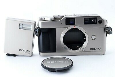 $ CDN324.27 • Buy [Excellent] CONTAX G1 Green Lavel Rangefinder Camera Body From Japan 166Y1A25-14