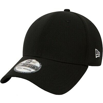 £16.95 • Buy New Era Mens 39THIRTY Flag Fitted Stretch Fit Baseball Cap Hat - Black