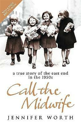 NEW Call The Midwife By Jennifer Worth Paperback Book • 2.75£