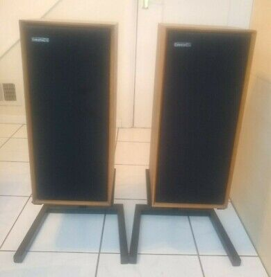 £90 • Buy Celestion Ditton 15 Speakers Pair With Stands And One Original Box