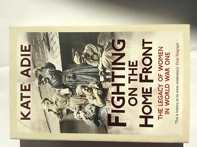 £3.95 • Buy Fighting On The Home Front By Kate Adie Paperback