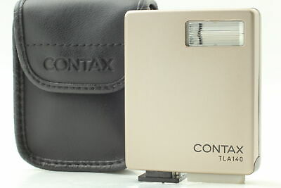 $ CDN84.63 • Buy CONTAX TLA140 Shoe Mount Flash For G1 G2 From JAPAN [MINT With Case]