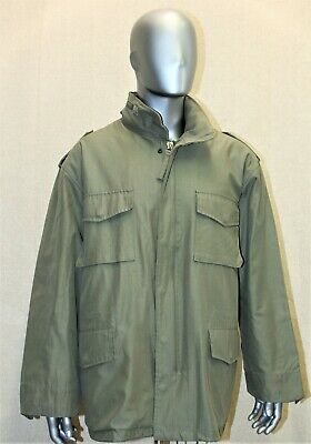 $48.48 • Buy Vintage Repro Us Army Kaki M65 Field Cold Weather Combat Jacket X Large