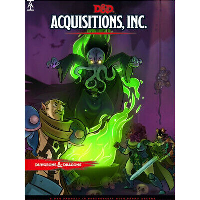 AU59.50 • Buy D&D Acquisitions Incorporated Book Hard Cover 5th Edition Book