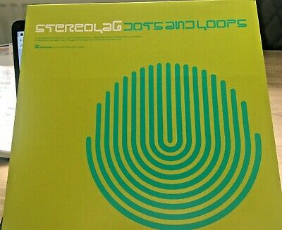 £40.99 • Buy STEREOLAB ~ Dots And Loops ~ Limited Expanded Edition CLEAR VINYL 3LP ~ UNPLAYED