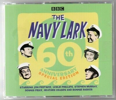 £12.95 • Buy The Navy Lark - 60th Anniversary Special Edition 4 X CD BBC Box Set