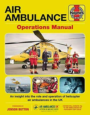 £9.99 • Buy Air Ambulance Manual: All Models (Haynes Manuals) By Claire Robinson Book The