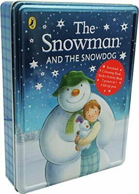 £7.99 • Buy The Snowman And Snowdog Tin (The Snowman And The Snowdog) By Raymond Briggs The