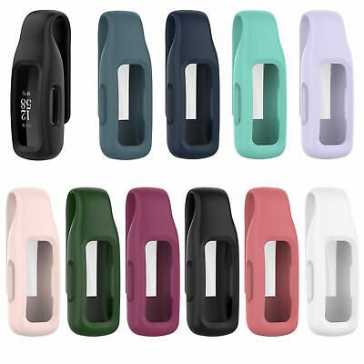 £3.99 • Buy Silicone Protective Clip Protector On Pocket Cover Case For Fitbit Inspire 2