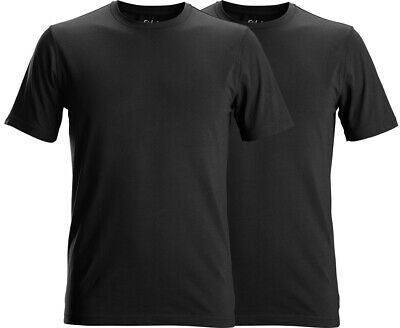 MENS SNICKERS WORKWEAR SPECIAL EDITION EMBROIDERED LOGO CLASSIC T-SHIRT 2502