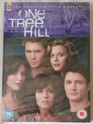 £5 • Buy DVD BOX SET - *New / Sealed* One Tree Hill The Complete Fifth Season PAL R2 UK