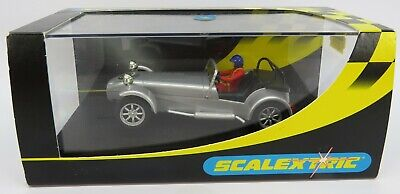 £40 • Buy SCALEXTRIC Caterham Super 7 Silver Collector Edition - Limited Edition No 165