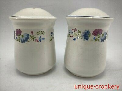 £6.50 • Buy Priory Salt And Pepper Pots By British Home Stores