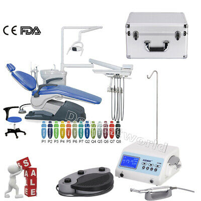 £1222.66 • Buy Dental Chair PU Leather Computer Controlled Unit /Brushless Implant Motor System