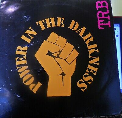 £8.99 • Buy Tom Robinson Band-Power In The Darkness A Truly Wonderful Copy Of This Iconic LP