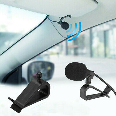 $5.44 • Buy 1Set 3.5mm  Microphone Car Stereo GPS Bluetooth Enabled Audio DVD External Mic