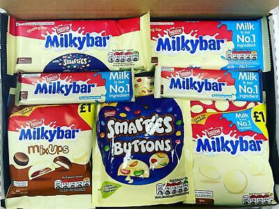 £11.49 • Buy Milky Bar Chocolate Buttons Hamper Gift Box Present Personalised
