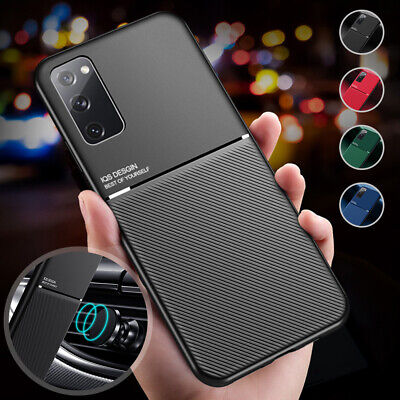 AU8.95 • Buy For Samsung Galaxy A12 S20+ S21 Ultra Shockproof Magnetic Leather TPU Case Cover