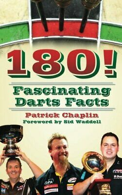 £4.99 • Buy 180!: Fascinating Darts Facts By Chaplin Book The Cheap Fast Free Post