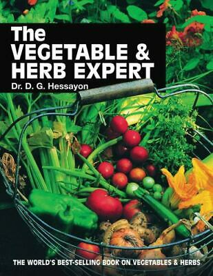 £3.17 • Buy The Vegetable And Herb Expert : The World's Best-Selling Book On Vegetables...