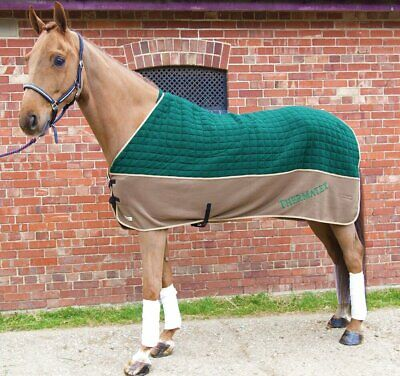 £89.99 • Buy Thermatex Duet Cooler Rug, Black/Grey,6'0    Embroidered Mill Saddlery