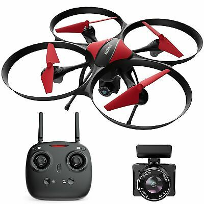 AU146.45 • Buy Force1 U49C Drone Quadcopter HD Camera Altitude Hold Extra Battery