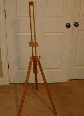 £34.48 • Buy Mabef Tripod Folding Wooden Artist Painting Easel Made In Italy