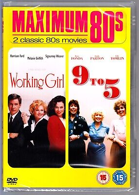 AU19.75 • Buy Working Girl / 9 To 5 DVD  Region 4 New & Sealed
