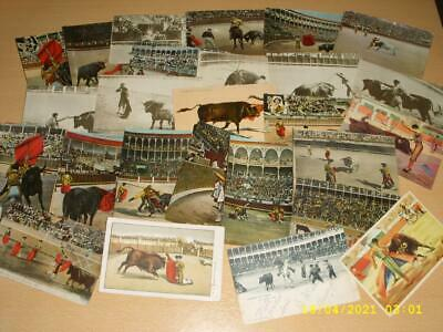 £9.50 • Buy Spanish Bull Fighting Spain - Large Collection Of Vintage Postcards
