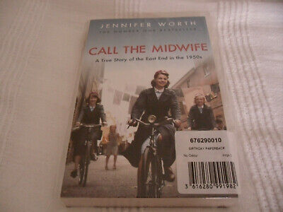 Call The Midwife Jennifer Worth Paperback Book  • 5.25£