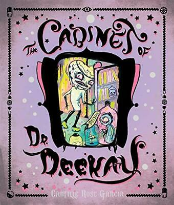 £23.99 • Buy Cabinet Of Dr. Deekay, The By Garcia, Camille Rose Book The Cheap Fast Free Post