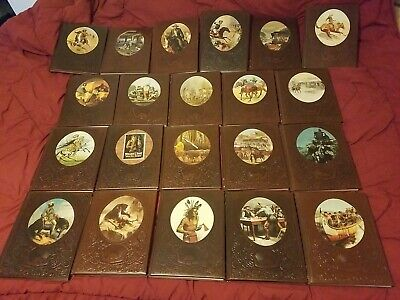 £67.40 • Buy  21-  The Old West  Time Life Books Cowboys Indians Gunfighters - Nice Lot!
