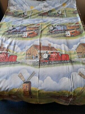 £20 • Buy Thomas The Tank Engine Vintage Duvet Cover And 2 Pillow Cases